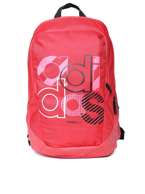 adidas backpack red
