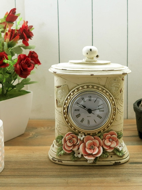 Vintage Analogue Table Clock