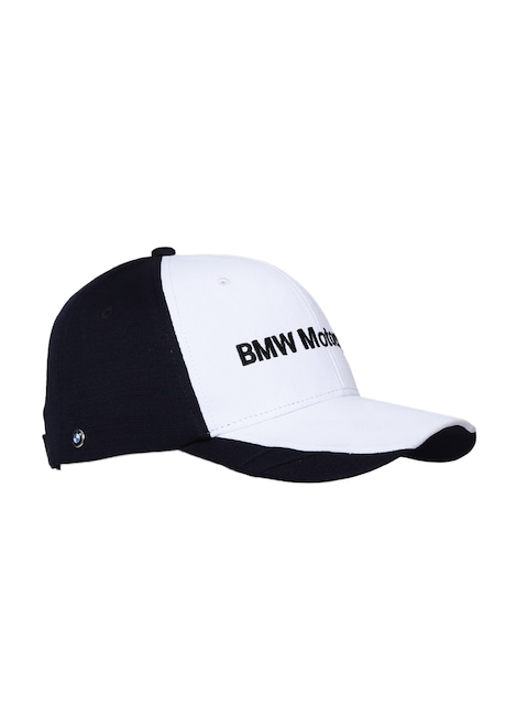 7a61fd9768 ... promo code for spain buy puma men white black bmw mts sharknose cap caps  for men