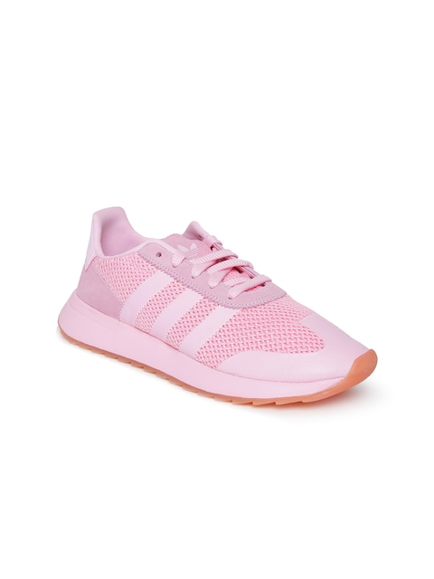 Compre FLB Adidas Shoes Originals Women Pink FLB Sneakers Pink Casual Shoes for 45ea766 - sfitness.xyz