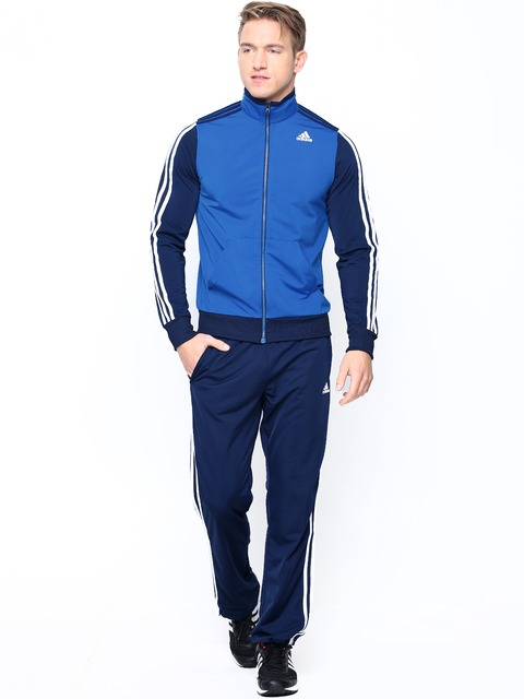 62a2fdeb Adidas Tracksuit Blue Mens thehampsteadfactory.co.uk