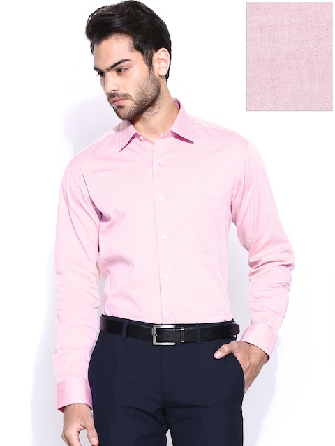 Pink Formal Shirt Custom Shirt