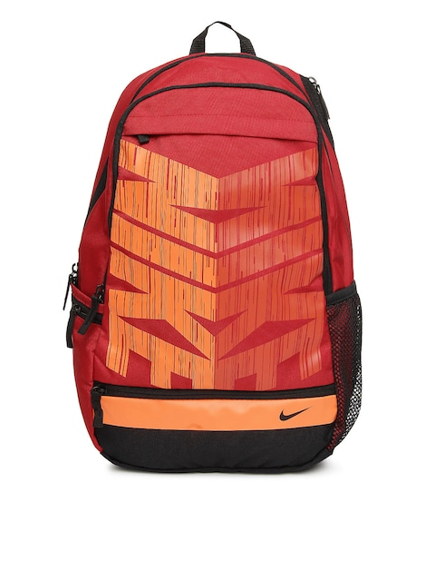 Nike Uni Red Classic Line Backpack Backpacks For 654419 Myntra