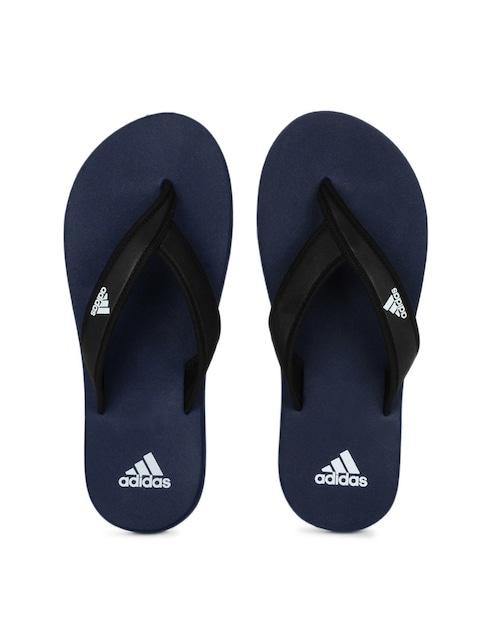 Adidas Adi rio Black Thong Flip Flop