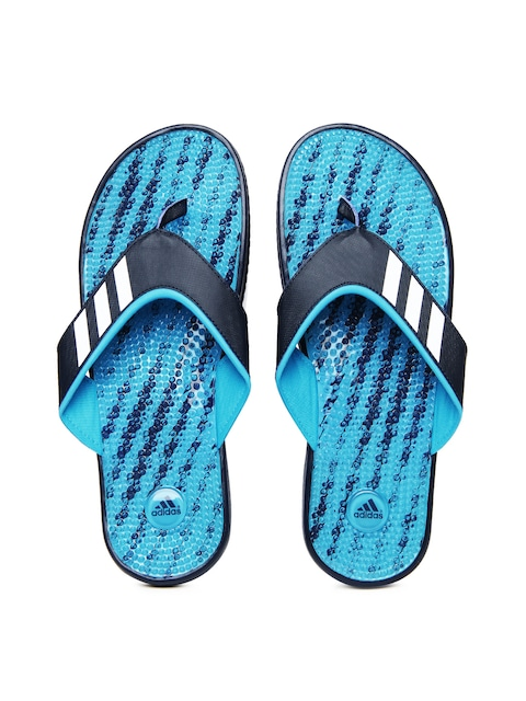 Mens Adissage Thongs adidas