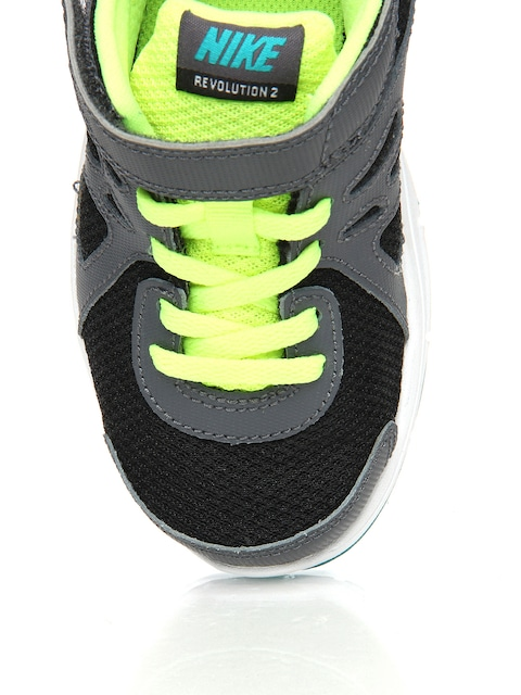 Nike Kids Black Revolution 2 Psv Young Athletes Running Shoes Sports For Uni 266262 Myntra