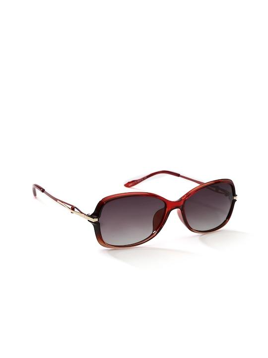 DressBerry Women Gradient Sunglasses MFB00044PNT6091