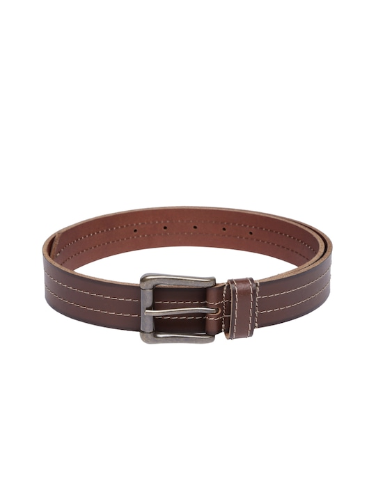 Celio Men Brown Leather Belt