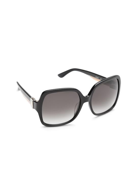 Salvatore Ferragamo Women Square Sunglasses SF659S 001
