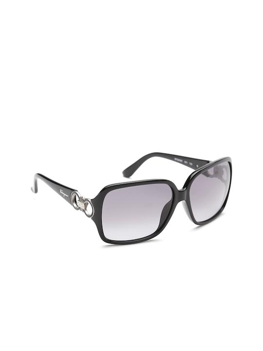 Salvatore Ferragamo Women Square Sunglasses SF620SR 001
