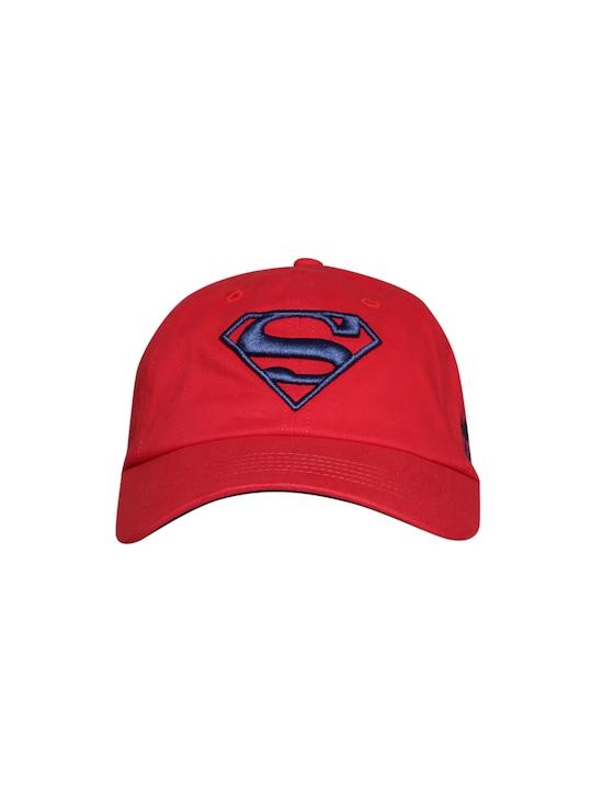 Kook N Keech Superman Men Red Cap