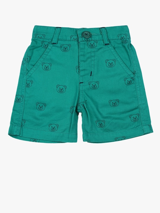 Multicolored Shorts