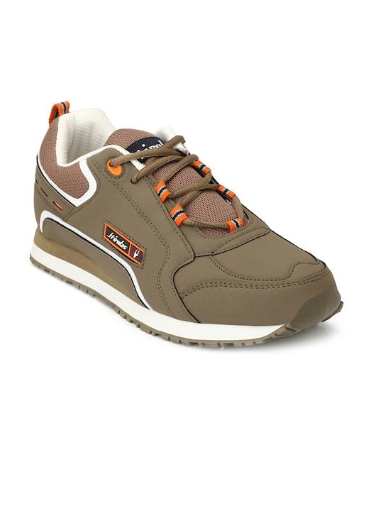 Men Brown Running Shoes 6 - Buy Online