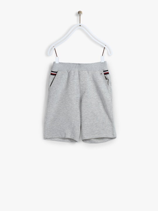 Allover Grey Shorts