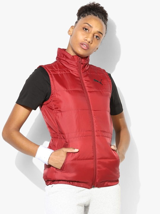 Maroon Winter Jacket