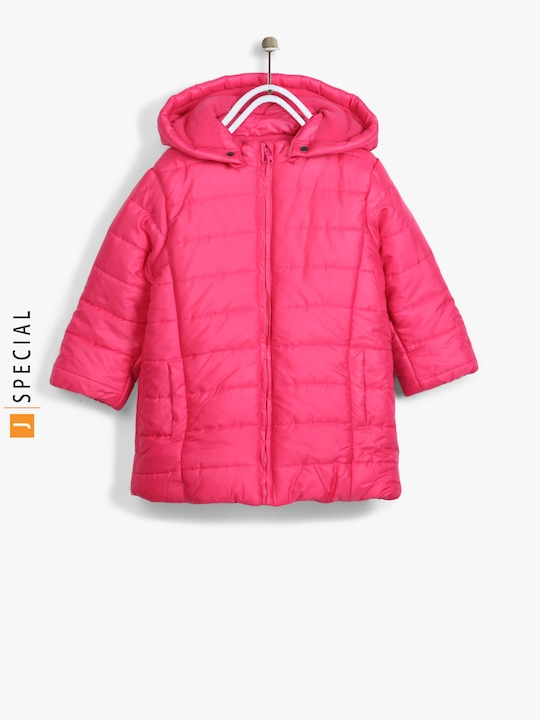 Fuchsia Winter Jacket