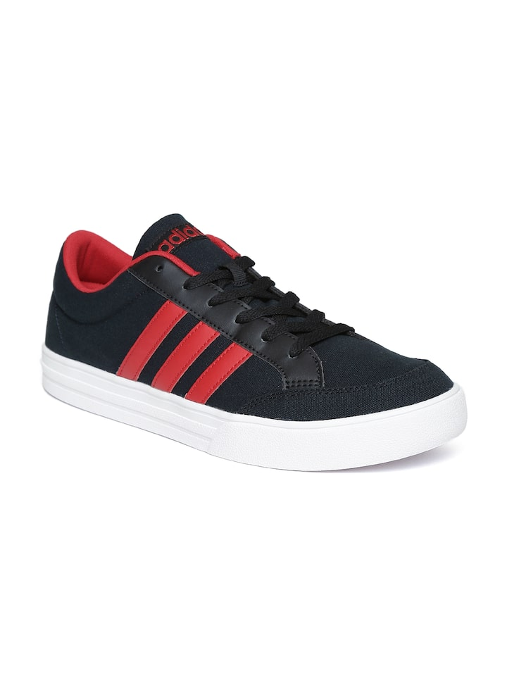 2b4aa94f52c3 Buy ADIDAS NEO Men Black VS SET Sneakers - Casual Shoes for Men 1989218