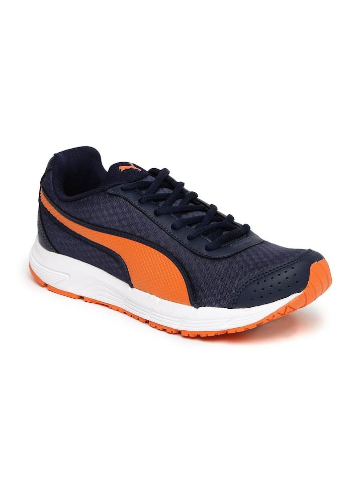 870f7e1dc4d Buy Puma Men Navy Blue Rapple Running Shoes - Sports Shoes for Men 2030585