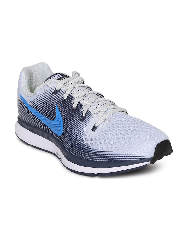 official photos d89b1 96a66 Buy Men s Nike Air Zoom Pegasus 34 Running Shoe - Sports Shoes for Men  2194312   Myntra