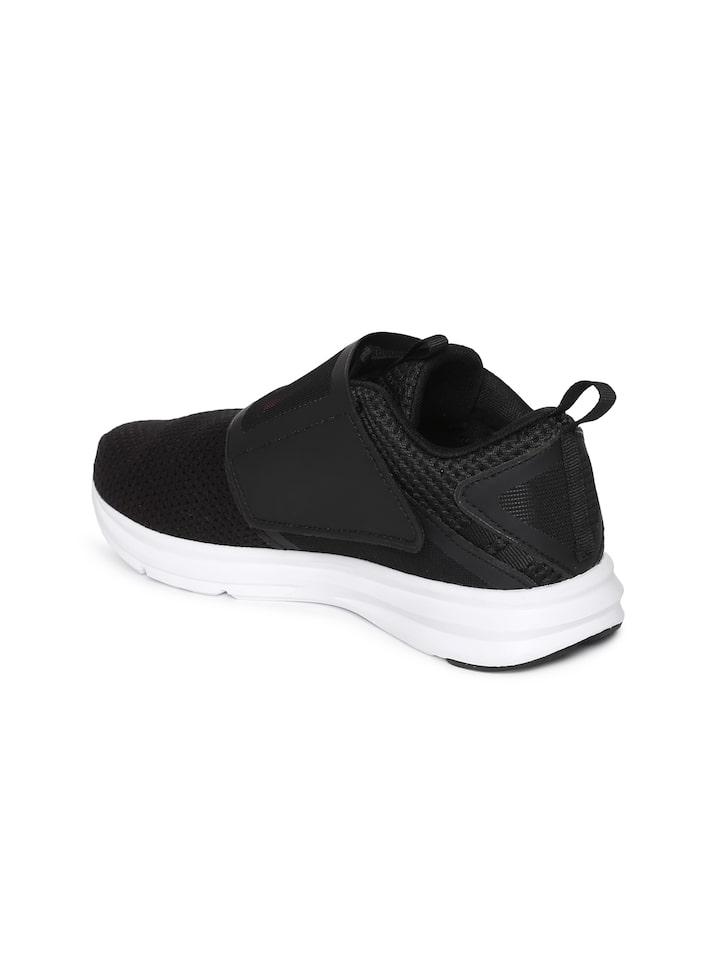 8369011e978 Buy Puma Women Black Enzo Strap Mesh WN S Training Shoes - Sports ...