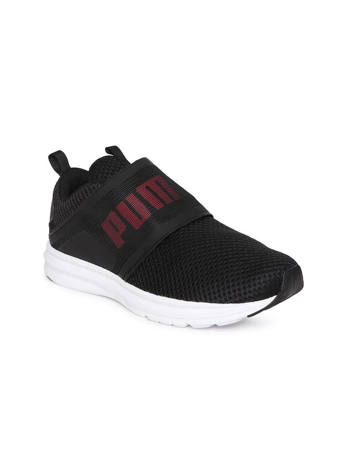 665b38c2d7d Buy Puma Women Black Enzo Strap Mesh WN S Training Shoes - Sports Shoes for  Women 2429740