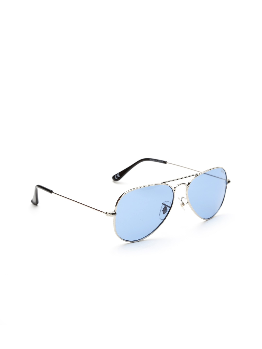 Buy Lee Cooper LC9078 SIL Unisex Aviator Sunglasses Online at Best Price in India