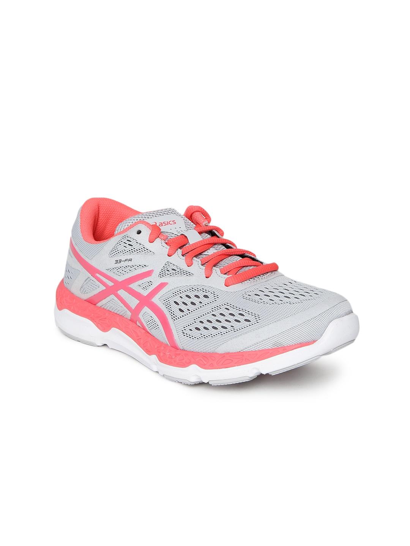 ASICS Women Grey 33-FA Running Shoes image