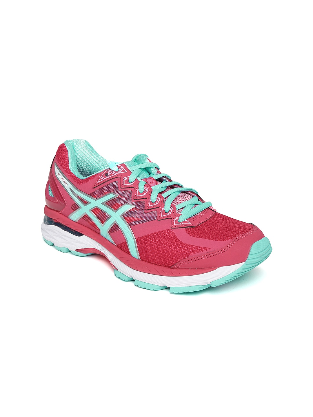 ASICS Women Pink GT-2000 4 Sports Shoes image