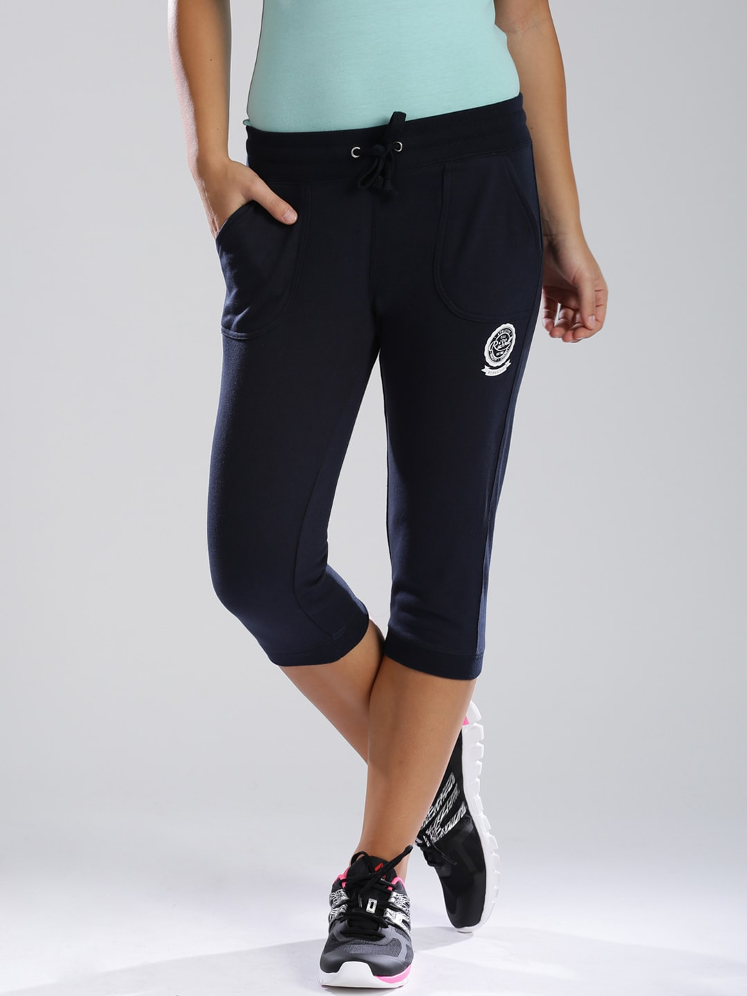Russell Athletic Navy Capris image