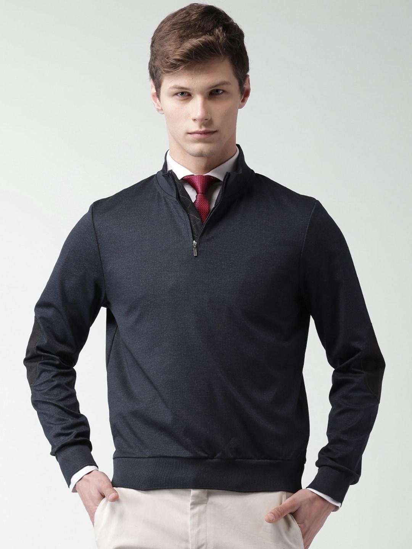INVICTUS Navy Sweatshirt image
