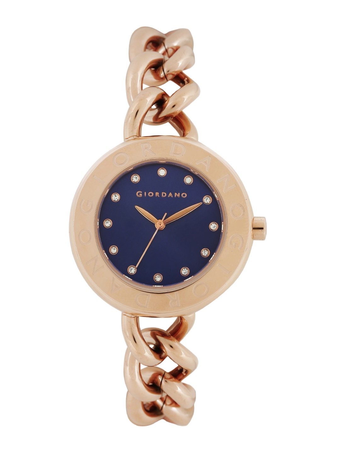 Giordano Women Navy Dial Watch 2755-77 image