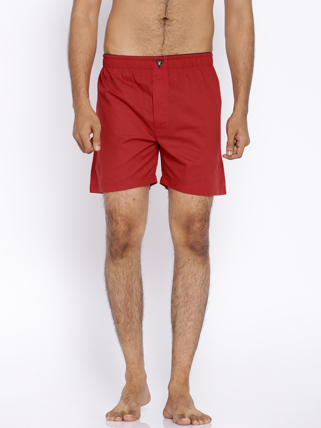Playboy Red Boxers LW17 image