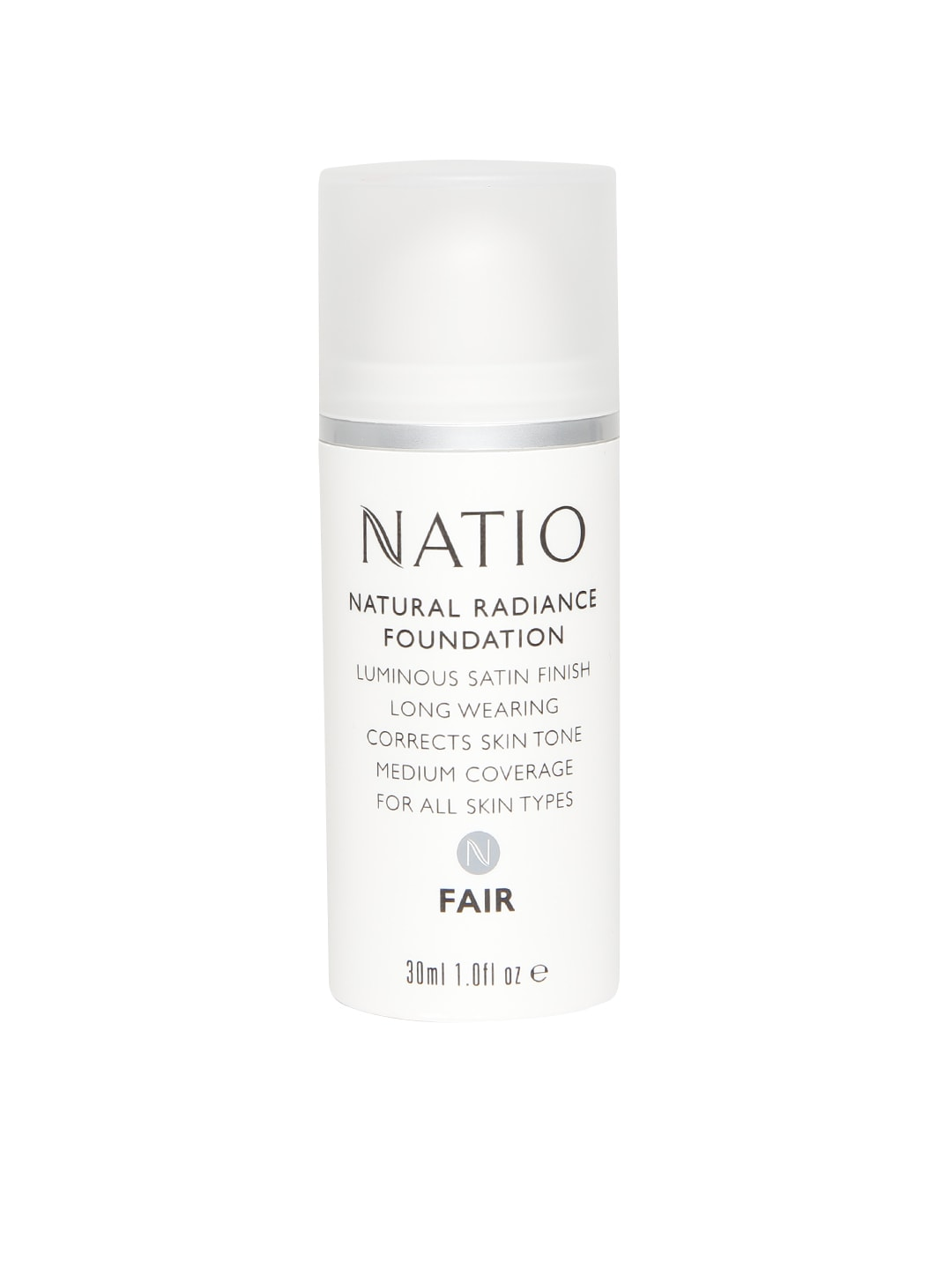 Natio Natural Radiance Fair Foundation image