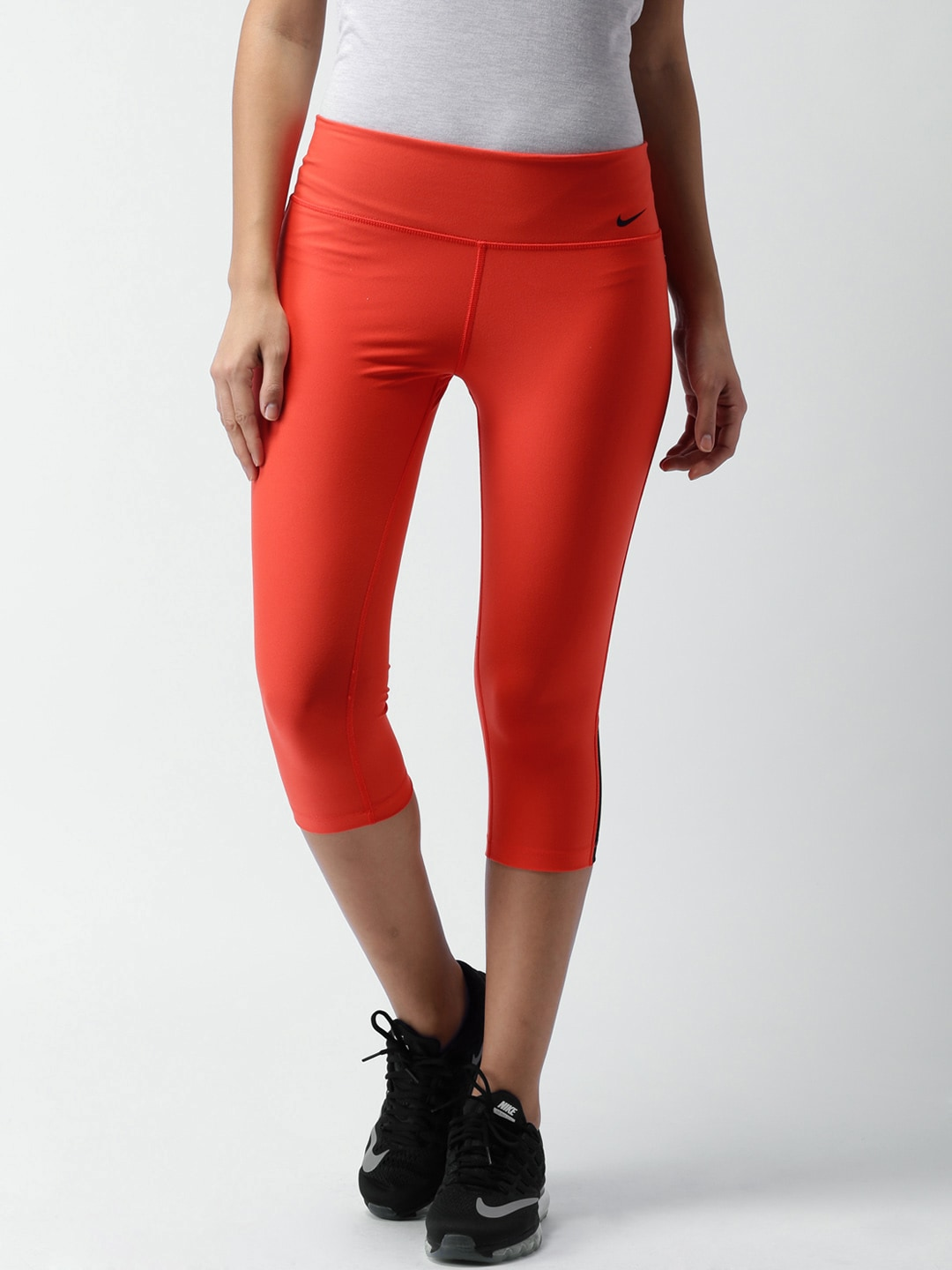 Nike Coral Red AS PWR LGND OVRDRVE Capris image