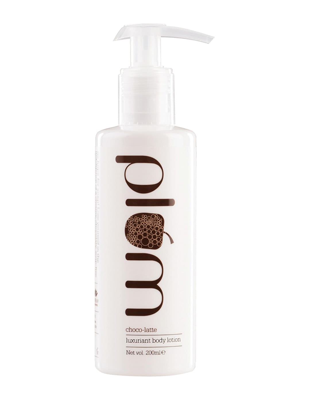 Plum Choco-Latte Luxuriant Body Lotion image