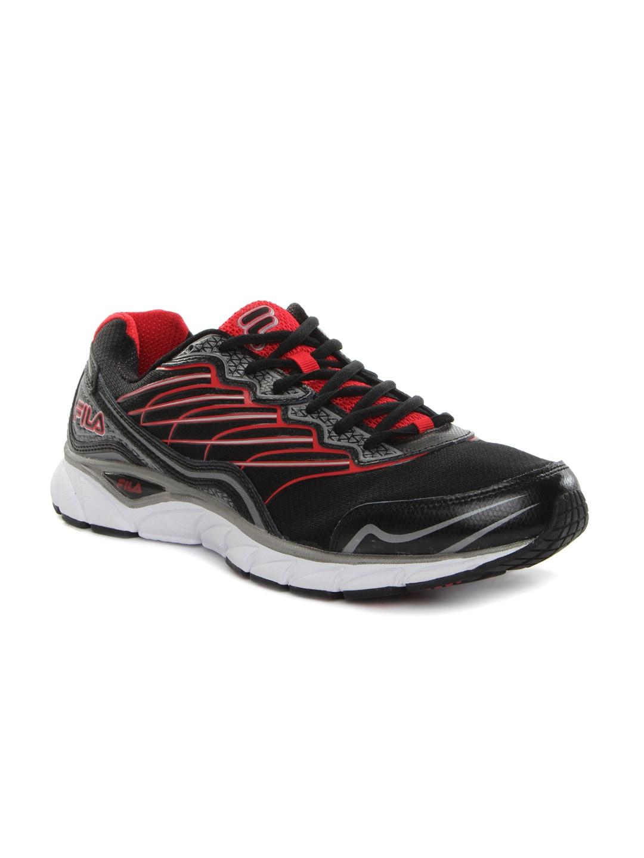 FILA Men Black Memory Countdown Running Shoes image