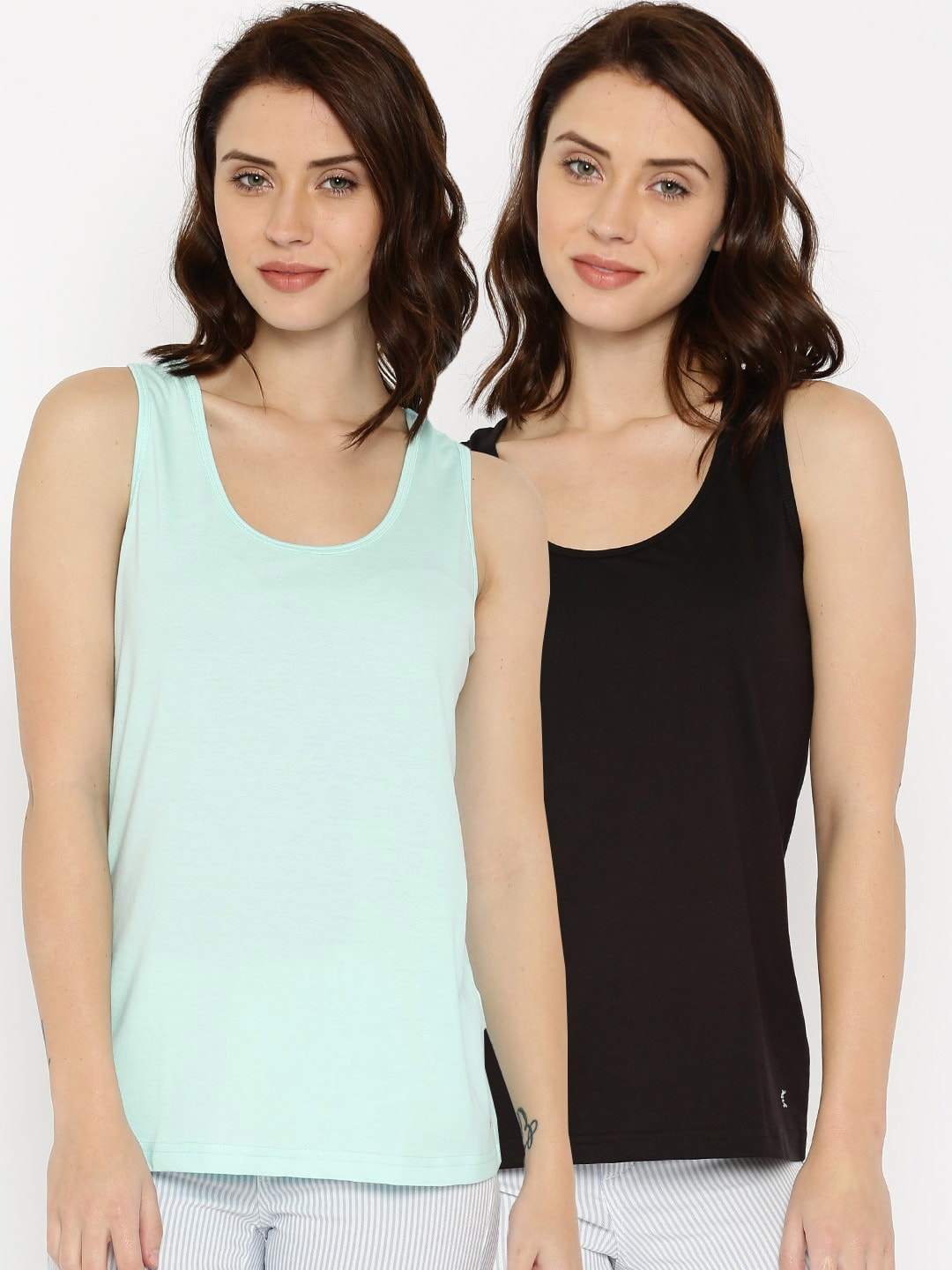 Kanvin Pack of 2 Lounge Tops KAW16283C image