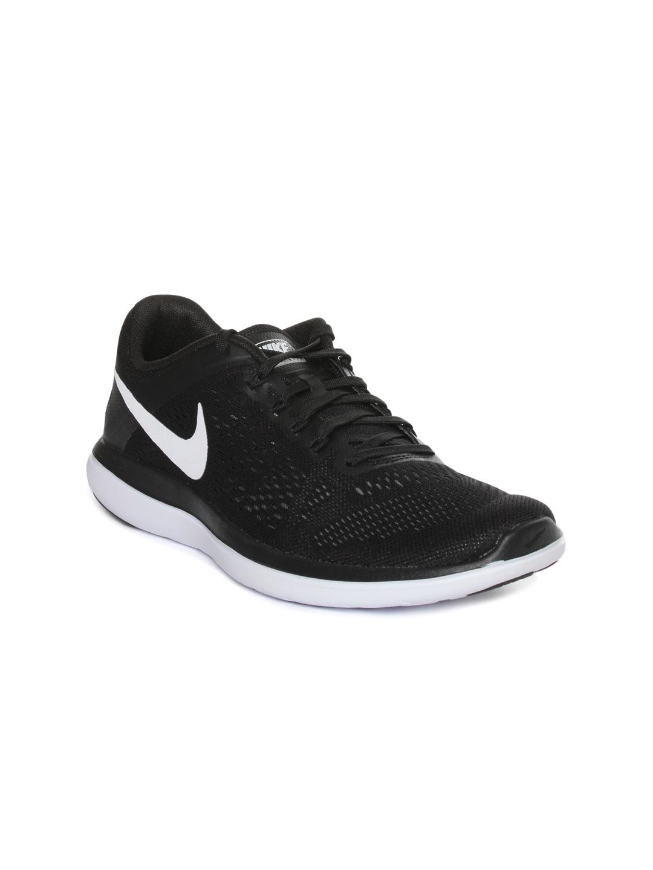 Nike Women Black Flex 2016 Running Shoes image