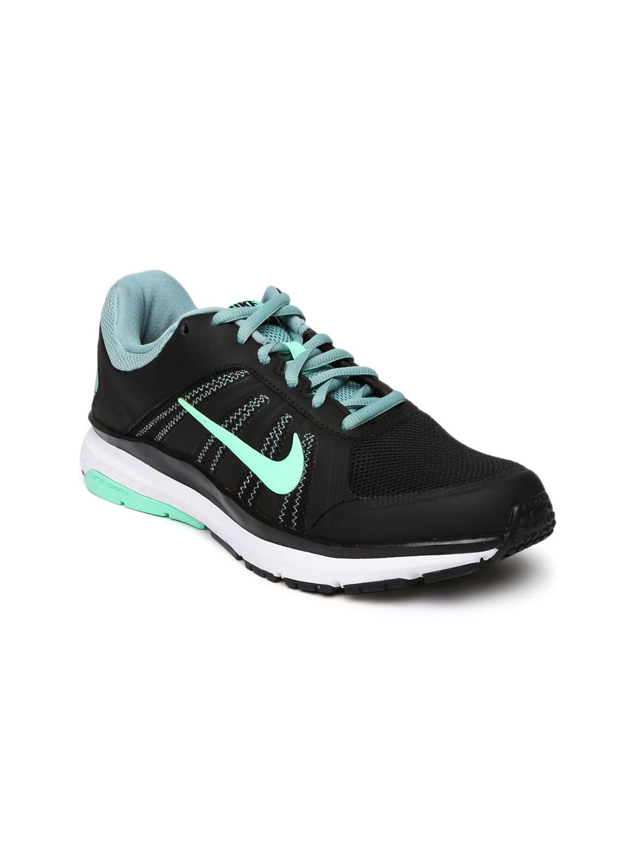 Nike Women Black DART 12 MSL Running Shoes image