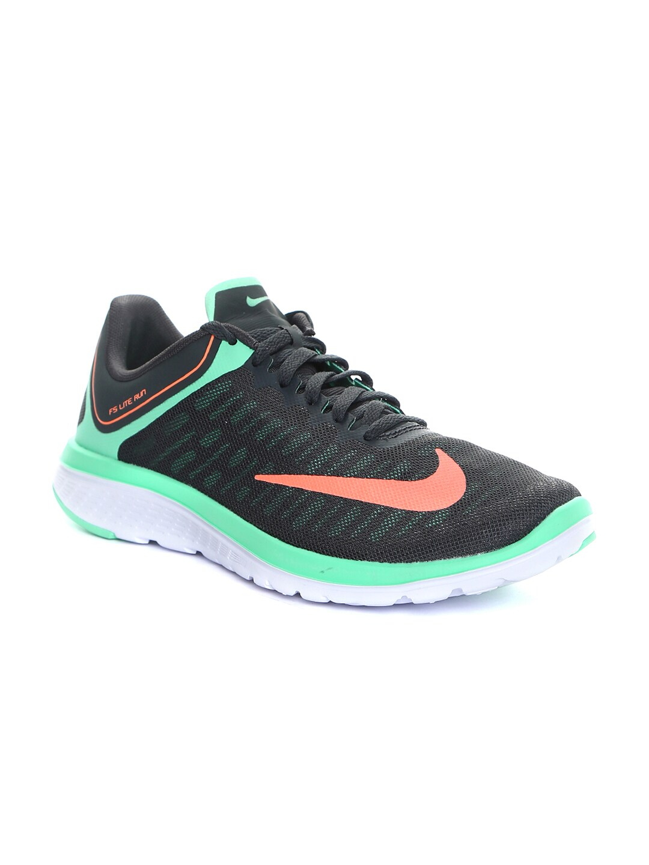 Nike Women Grey Lite 4 Running Shoes image