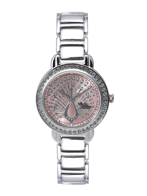 Ilina 322SSPCK5PNK Mughal Women's Watch image.