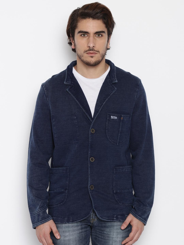 Lee Blue Denim Jacket image