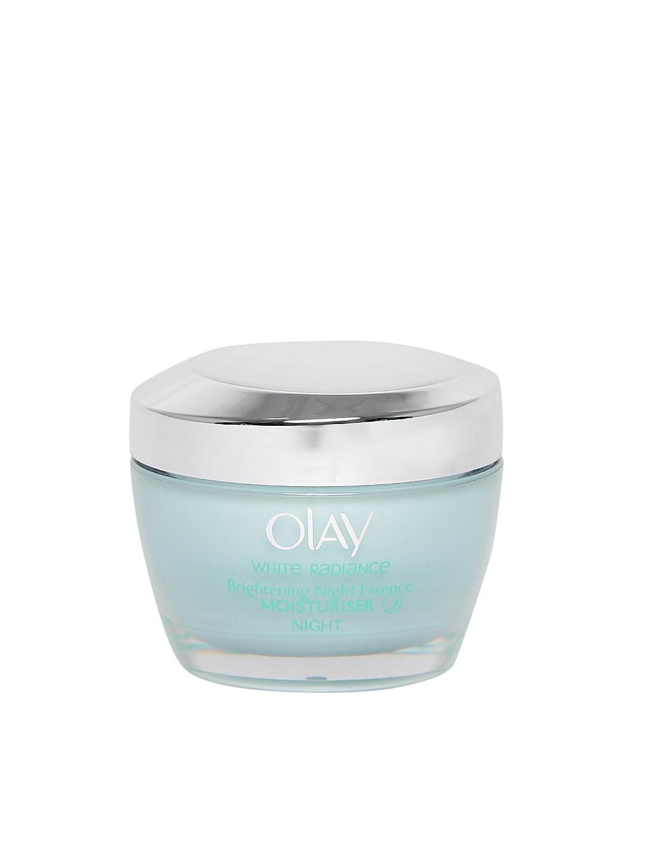 Olay White Radiance Advanced Whitening Night Moisturiser image