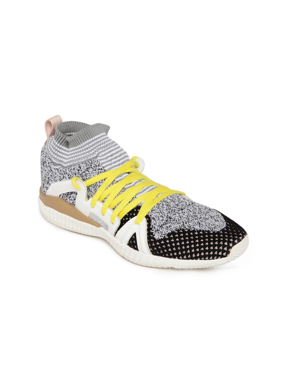 Adidas Women Grey Crazymove Bounce Training Shoes image