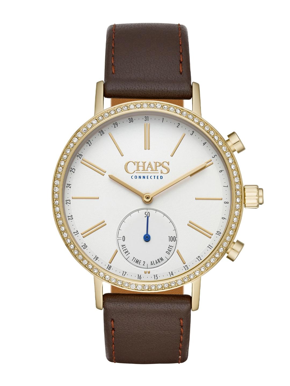 CHAPS Women White Hybrid Smart Watch CHPT3102