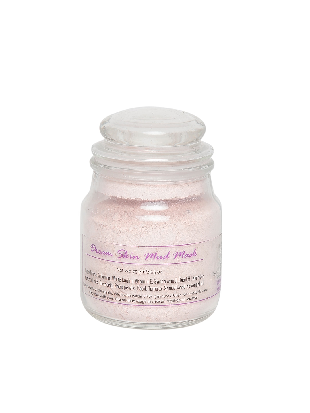 Fuschia Dream Skin Calamine Mud Mask image