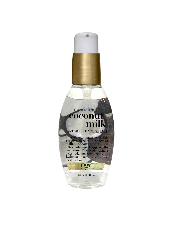 OGX Unisex Coconut Milk Anti-Breakage Hair Serum image
