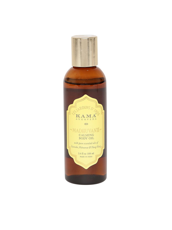 KAMA AYURVEDA Unisex Madhuvanti Calming Body Oil image