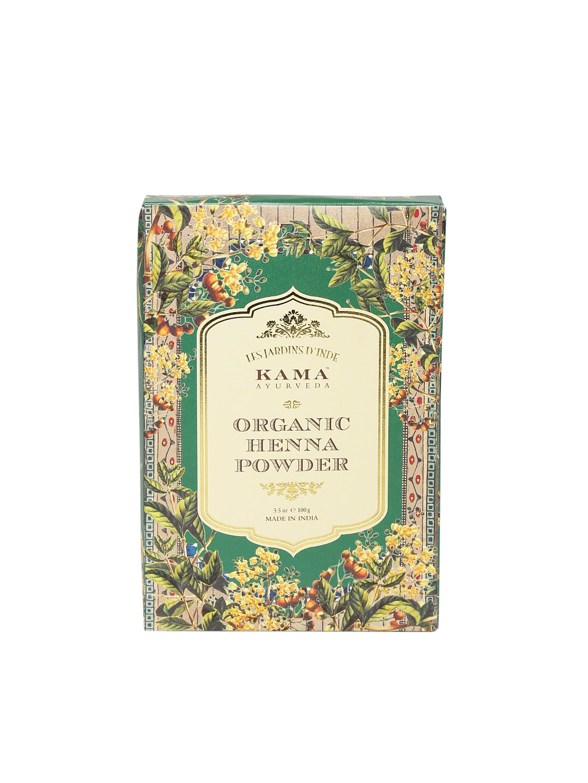 KAMA AYURVEDA Unisex Organic Henna Powder image