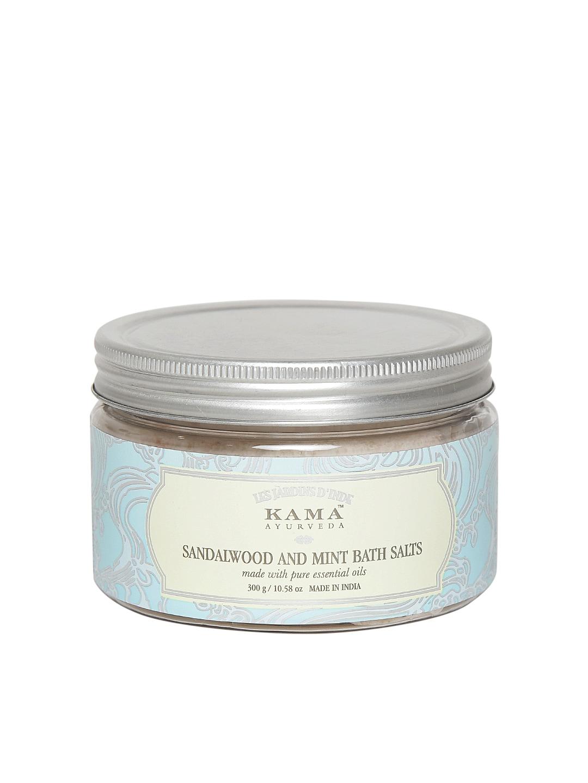KAMA AYURVEDA Unisex Sandalwood & Mint Bath Salt image